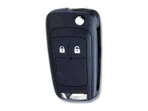Chiave Telecomando Completa con Scheda Elettronica e Circuito 2 Tasti compatibile 13574868 13279279 per Chevrolet Opel Zafira C(2012-2014) Mokka(2009-2012) Insignia(2009-2012) Corsa E(2014-2016) Astra J(2009-2015) Adam(2013-2016) 434MHz Chip 7937E/HITAG2