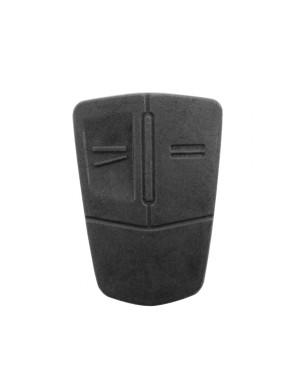 Gommino 2 Tasti Ricambio Per Telecomando Guscio Chiave Per Opel Vectra Astra Tigra Corsa