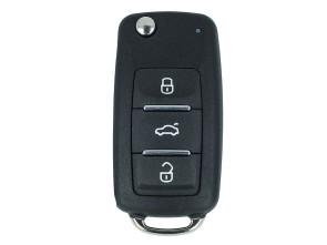 Telecomando Universale Per Auto con 3 Tasti Keydiy Serie B Supporta Oltre 1000 Tipi di Telecomando Senza Transponder e Lama